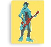 BandLock: Sherlock Holmes Canvas Print