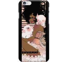 J.J's little piggies iPhone Case/Skin