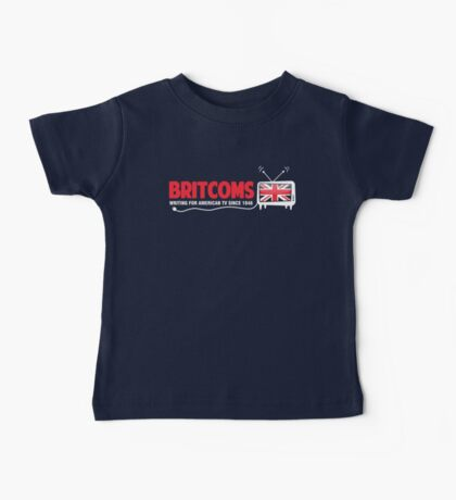 What's on the Tele? Baby Tee