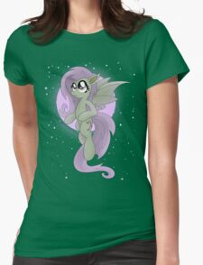 Flutterbat (My Little Pony: Friendship is Magic) Womens Fitted T-Shirt