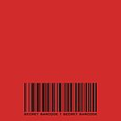 secret barcode by fuxart