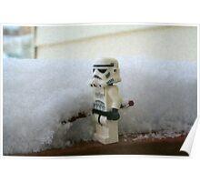 Snow Scooper Poster
