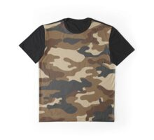 Camouflage 4 Graphic T-Shirt