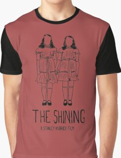 Stanley Kubrick's Twins Graphic T-Shirt