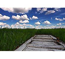 Prairie Portal Photographic Print