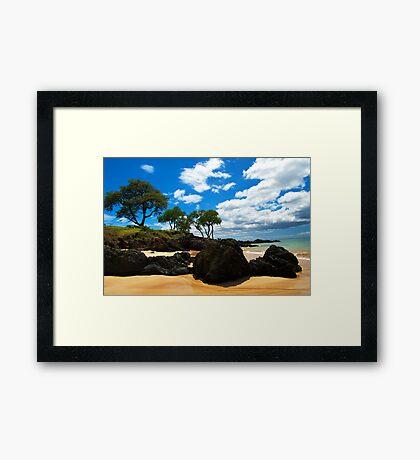 Maui, Hawaii Framed Print