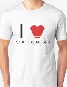 I Love Shadow Moses Unisex T-Shirt