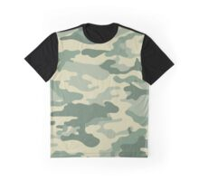 Camouflage 7 Graphic T-Shirt