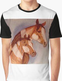 Pastel Pintos Graphic T-Shirt
