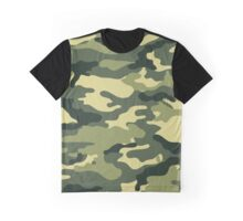 Camouflage 9 Graphic T-Shirt