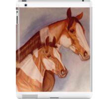 Pastel Pintos iPad Case/Skin