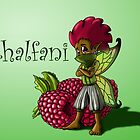 Raspberry Fairy Khalfani by treasured-gift