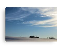 Wisconsin Sky Canvas Print