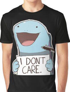 Quagsire's Unaware Activated Graphic T-Shirt