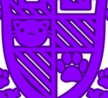 Embroidered_Cat Sticker