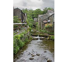 Stock Ghyll, Ambleside, U.K Photographic Print