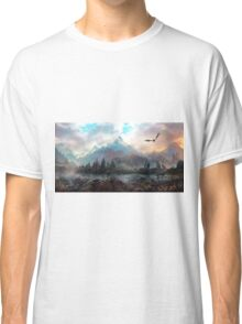 Dragon Mountain Classic T-Shirt