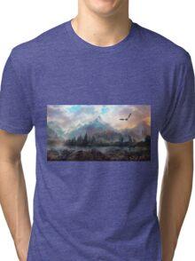 Dragon Mountain Tri-blend T-Shirt