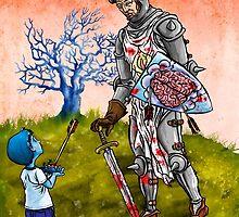 Shining Armor by Baird Hoffmire