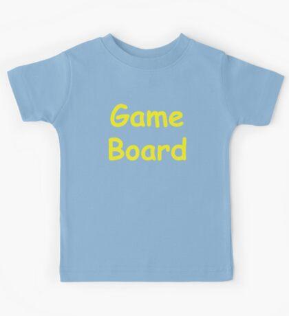 Game Board - The IT Crowd Kids Tee