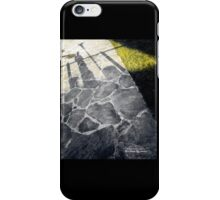 Long wait in the shade iPhone Case/Skin