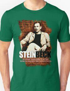 John Steinbeck T-Shirt and Hoodie T-Shirt