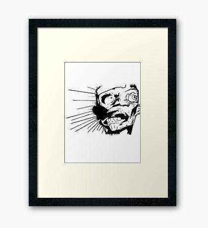 hiroshima Framed Print