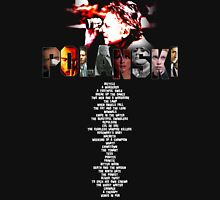 Roman Polanski Filmography T-Shirt Unisex T-Shirt
