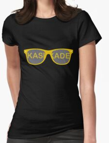 Kaskade EDC Music Womens Fitted T-Shirt