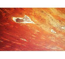 Desert Love Photographic Print