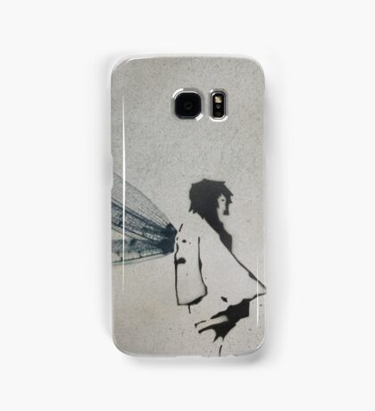 'i want to fly' Samsung Galaxy Case/Skin