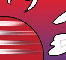 Super Smash Bros America Sticker