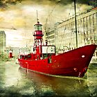 lightship in rotterdam by gruntpig