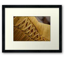 Mello Yello  Framed Print