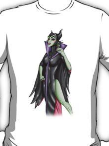Selfie Maleficent - Sleeping Beauty T-Shirt