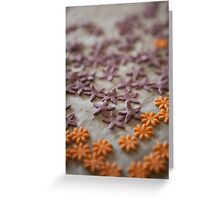 Little flowers .............. Greeting Card