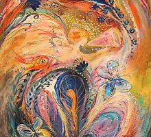 Four Elements: Air by Elena Kotliarker