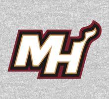 Miami Heat Logo by casablancalabel