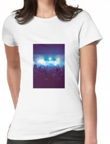 Concert Womens Fitted T-Shirt