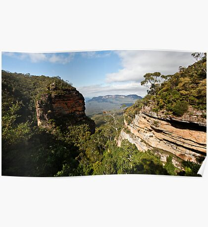 The Blue Mountains ........... Poster