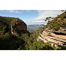 The Blue Mountains ........... Photographic Print