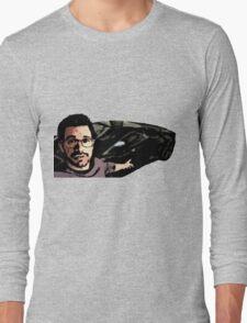 Tai Lopez In His Garage Long Sleeve T-Shirt