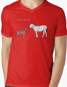 Bad idea Mens V-Neck T-Shirt