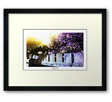 The Urban Jungle Framed Print