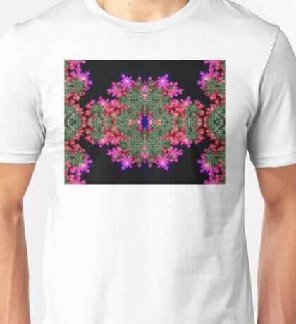 Fractal Symmetry Unisex T-Shirt