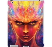 Unfiltered anger iPad Case/Skin