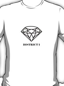 The Hunger Games - District 1 T-Shirt