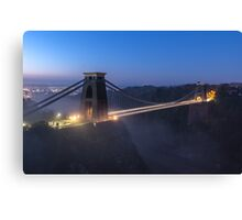 Awaken Bristol Canvas Print