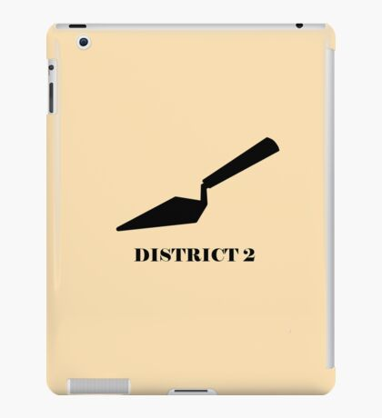 The Hunger Games - District 2 iPad Case/Skin