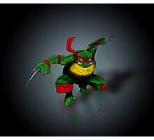 TMNT - Raphael Photographic Print